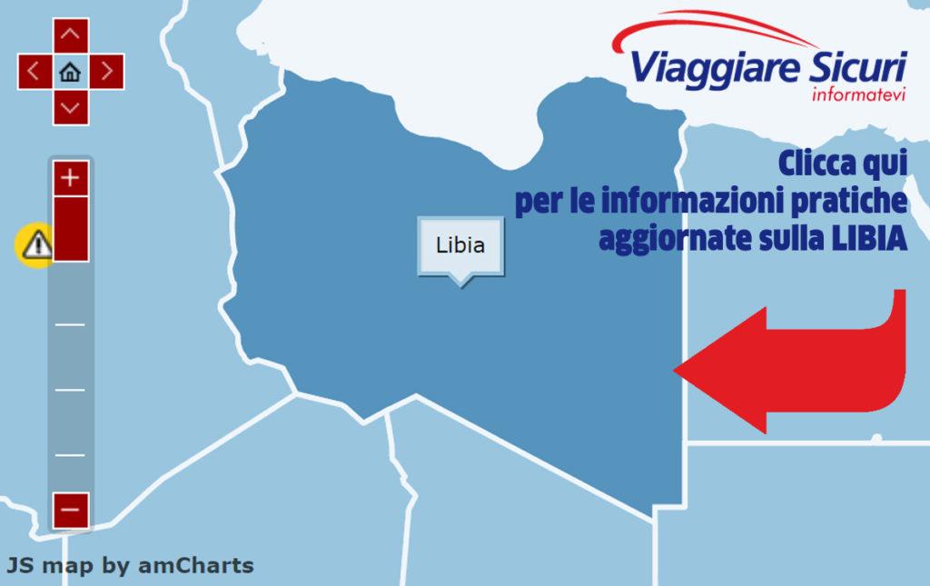 Libia viaggiare sicuri