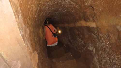 I tunnel di Vin Moc