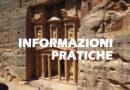 Informazioni pratiche Giordania