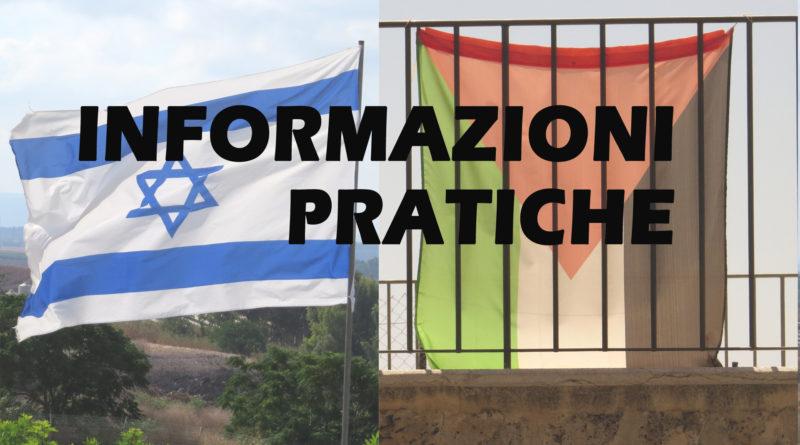 Israele_Palestina_Bandiere