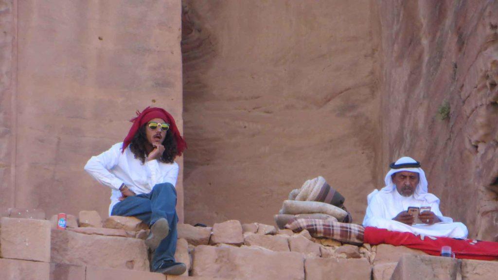 Petra novello Jack Sparrow