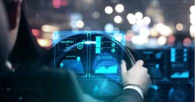 digital car