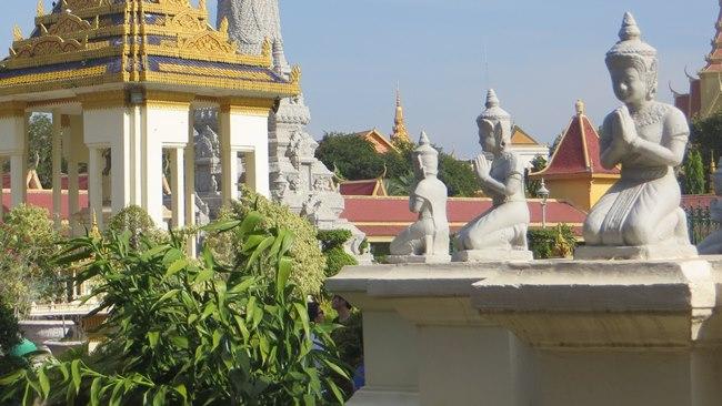 01 Palazzo Reale di Phnom Penh