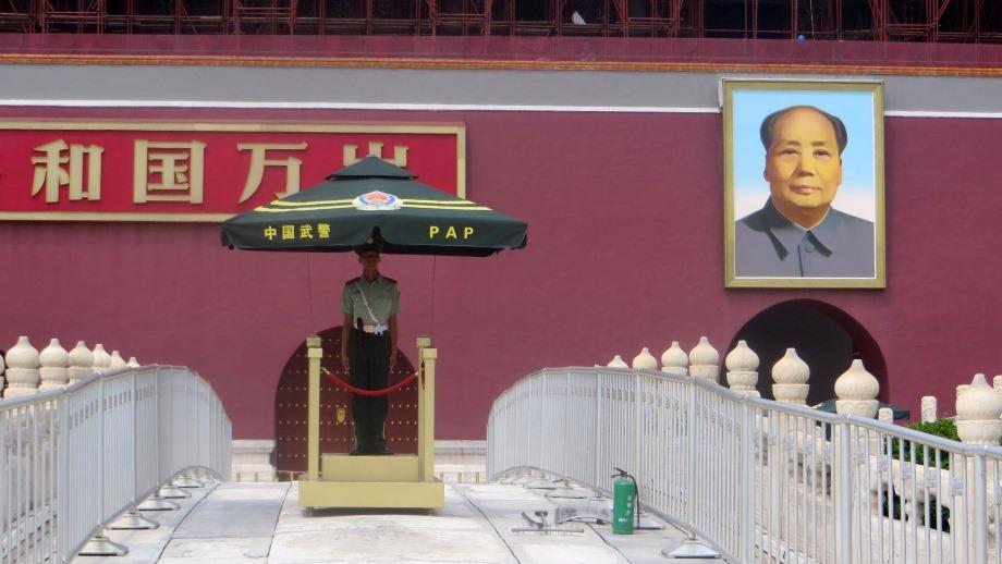 01 Pechino, ingresso della Città Proibita