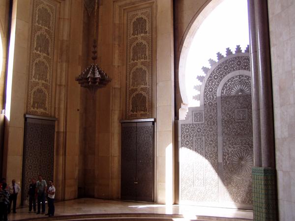 Grande Moschea di Casablanca